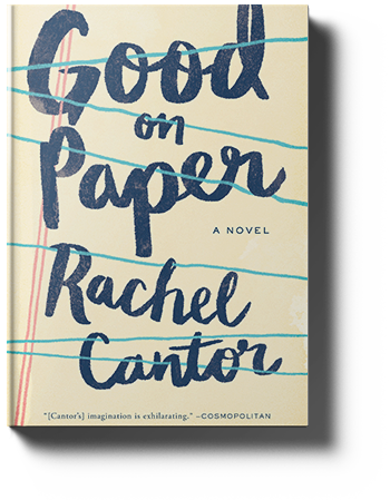good on paper  rachel cantor